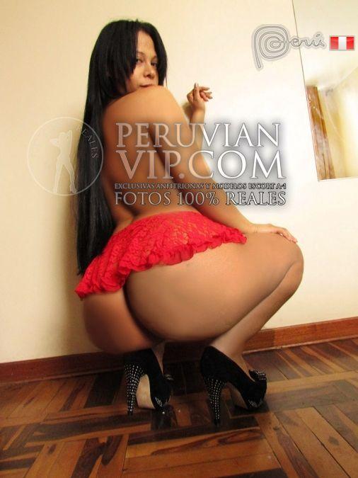 X peruvian escort